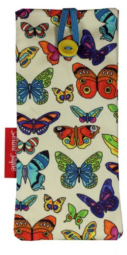 Selina-Jayne Butterfly Limited Edition Designer Soft Glasses Case